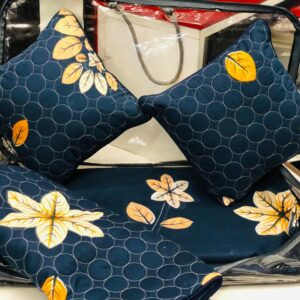 Spring 5 piece Cushion set