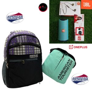 AMERICAN TOURISTER BAG PACK